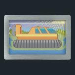 """Hovercraft Belt Buckle<br><div class=""""desc"""">Hovercraft</div>"""