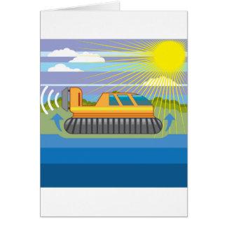Hovercraft Card