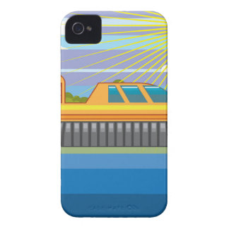 Hovercraft iPhone 4 Cover