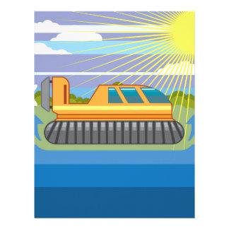 Hovercraft Letterhead