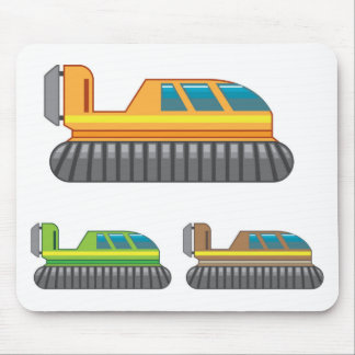 Hovercraft Mouse Pad