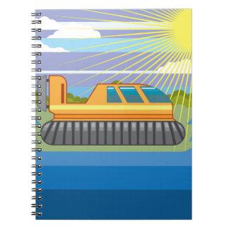 Hovercraft Notebook