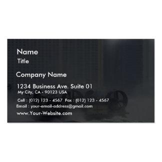 Hovercraft Ship Business Card