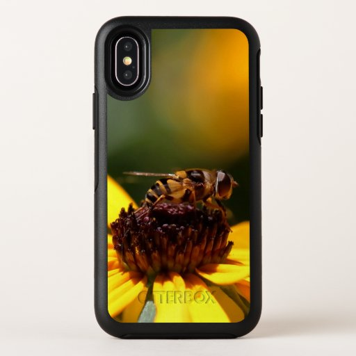 Hoverfly, Otterbox iPhone X Case.