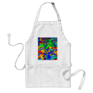 Hovering Holly Adult Apron