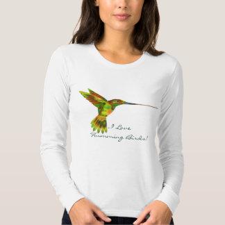 HOVERING HUMMINGBIRD T-Shirt