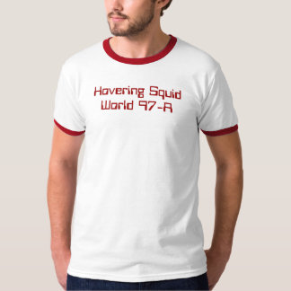Hovering Squid World 97-A T-Shirt