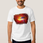 Hovering UFOs Tee Shirt