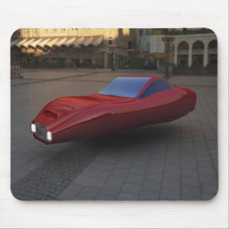 Hoverrod© by Genepool Design Mouse Pad