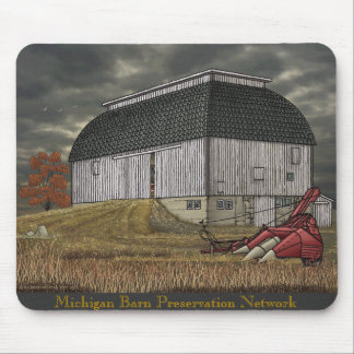 Hovey Barn Mouse Pad