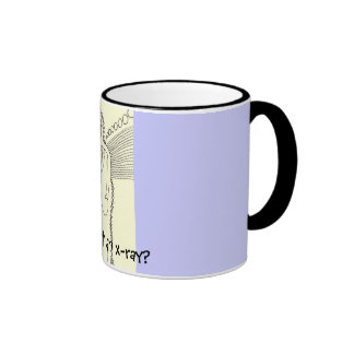 How About An X-Ray? Coffee Mugs