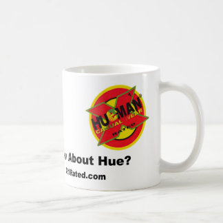 How About Hue? Heuman Designs by Intelligent being Coffee Mug