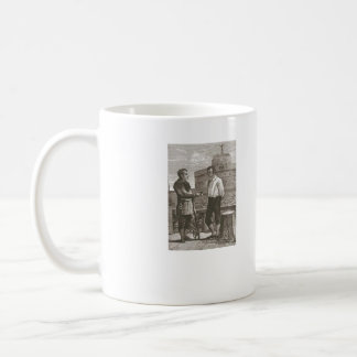 """How about some snuff bef... Classic White Coffee Mug"