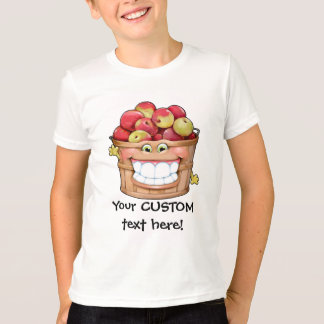 How about them apples?!  Happy Apples! T-Shirt