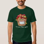 How about them apples?!  Happy Apples! T Shirt
