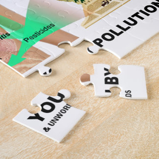 How Affected Are You By Pollution? (Physiology) Jigsaw Puzzles