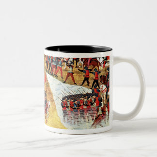 How Alexander the Great  crossed the Tigris Mugs