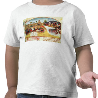 How Alexander the Great  crossed the Tigris Tshirt