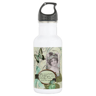 How Ardently I Love You! Water Bottle