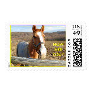 HOW ARE YOU? - postage stamps