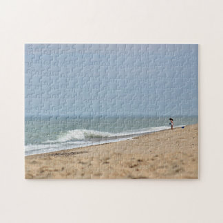 How big is the ocean jigsaw puzzle