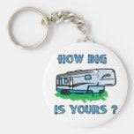 How big is yours? keychain