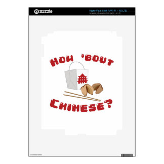 How Bout Chinese Skins For iPad 3