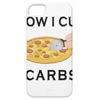 HOW CUT CARBS iPhone SE/5/5s CASE