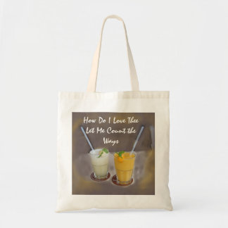 How Do I Love Thee Tote Bag