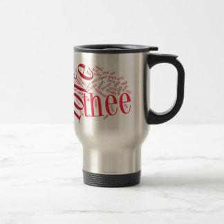 How Do I Love Thee? Coffee Mug