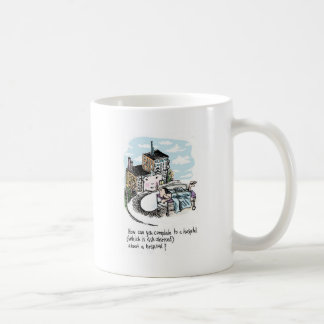 How Do You Complain To a Hospital? Coffee Mug