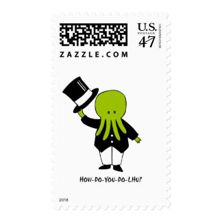 How-Do-You-Do-lhu Postage Stamp