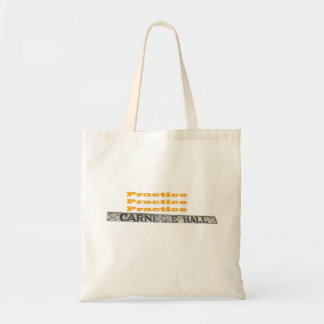 How Do You Get To Carnegie Hall Tote Bag