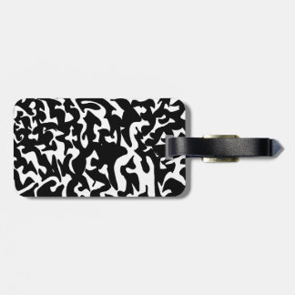 How do you know? Luggage Tag