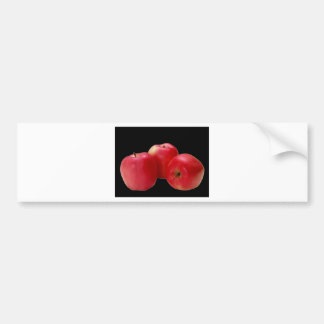 How do you like those Apples Bumper Sticker