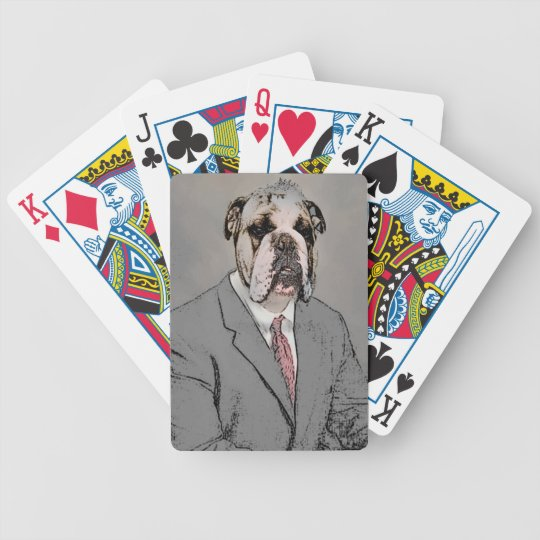 How do you remember its head? bicycle playing cards