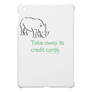How do you stop a Rhino from Charging? iPad Mini Cover