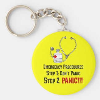 How Doctors Respond to Your Emergency Keychain
