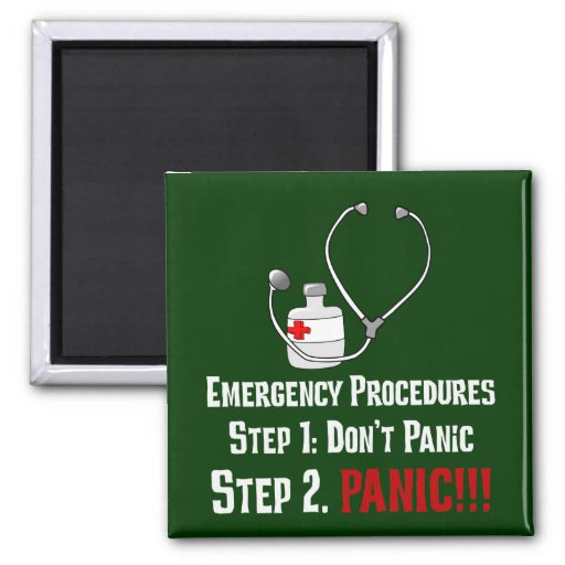 How Doctors Respond to Your Emergency Magnet