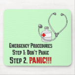 How Doctors Respond to Your Emergency Mousepads