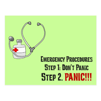 How Doctors Respond to Your Emergency Postcards