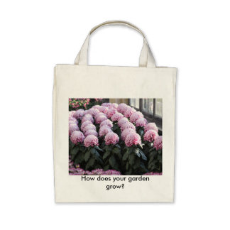 How does your garden grow? bags