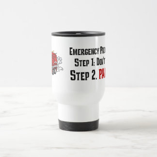 How Firefighters Respond to Your Emergency Mug