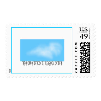 HOW GREAT THOU ART Postqge Stamps