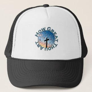 How Great Thou Art Trucker Hat
