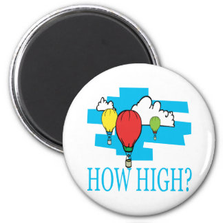 How High Magnet