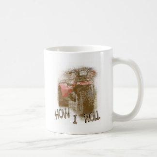How I Roll - ATC Trike Three Wheeler Coffee Mug