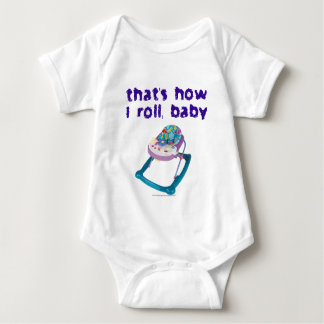 How I Roll, Baby Infant Creeper
