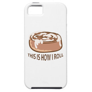 HOW I ROLL iPhone 5 COVER