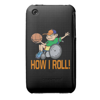 How I Roll Case-Mate iPhone 3 Case